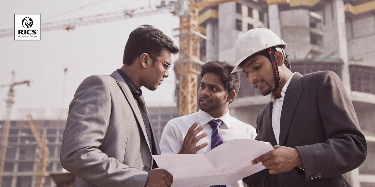 construction project management courses rics sbe