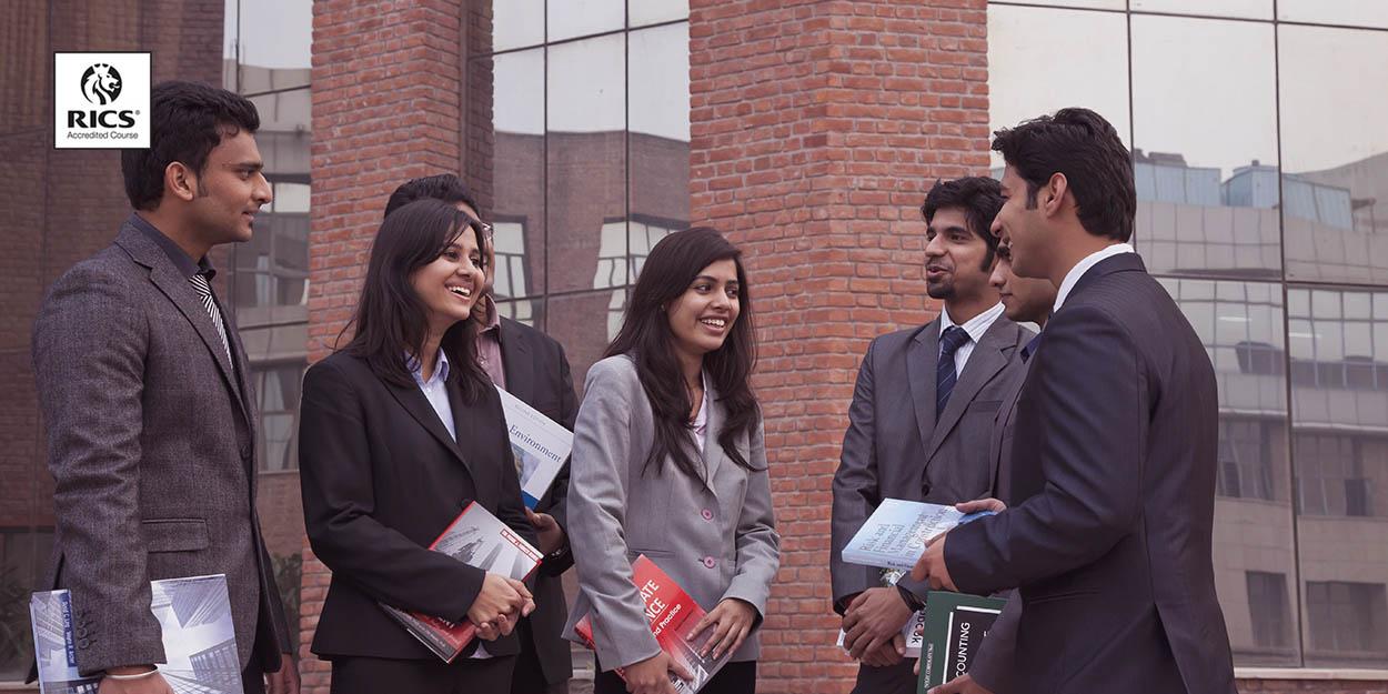 MBA in Real Estate Management Course in Mumbai / Noida, India - RICS SBE